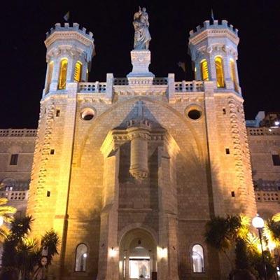 Notre Dame Jerusalem