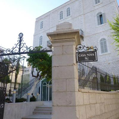 Casa Nova Nazareth