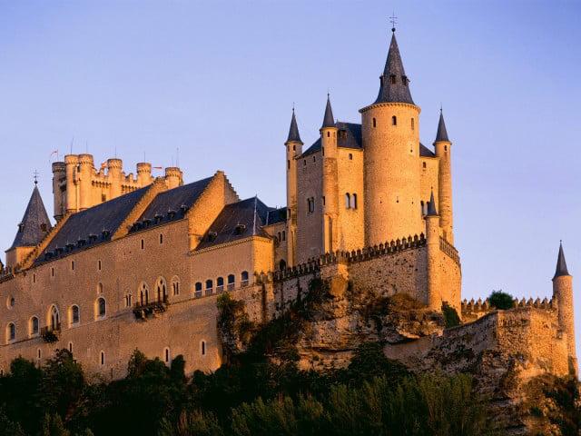 Alcazar Castle Segovia