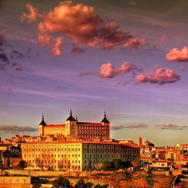 El Alcazar Toledo