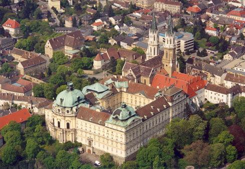 Klosterneuburg Apatsag