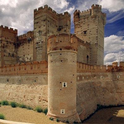 Medina del Campo castle
