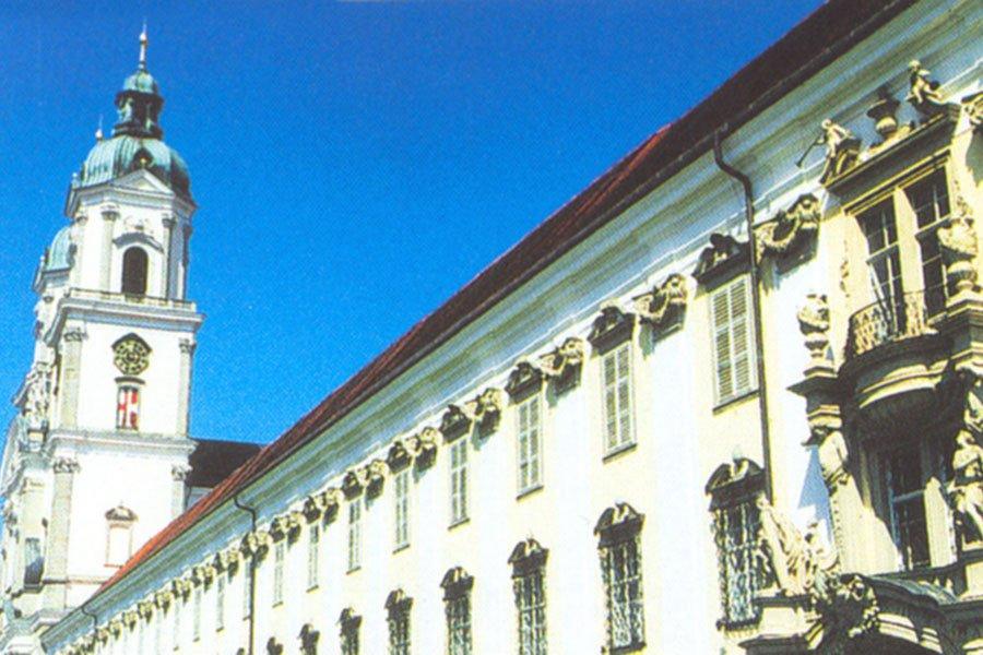 St-Florian Abbey