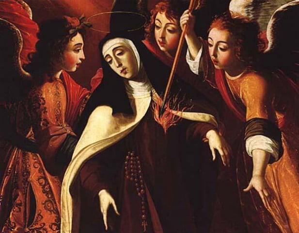 St Teresa of Avila, Spain