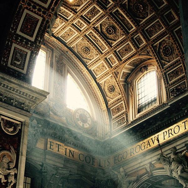 St-Peter Basilica