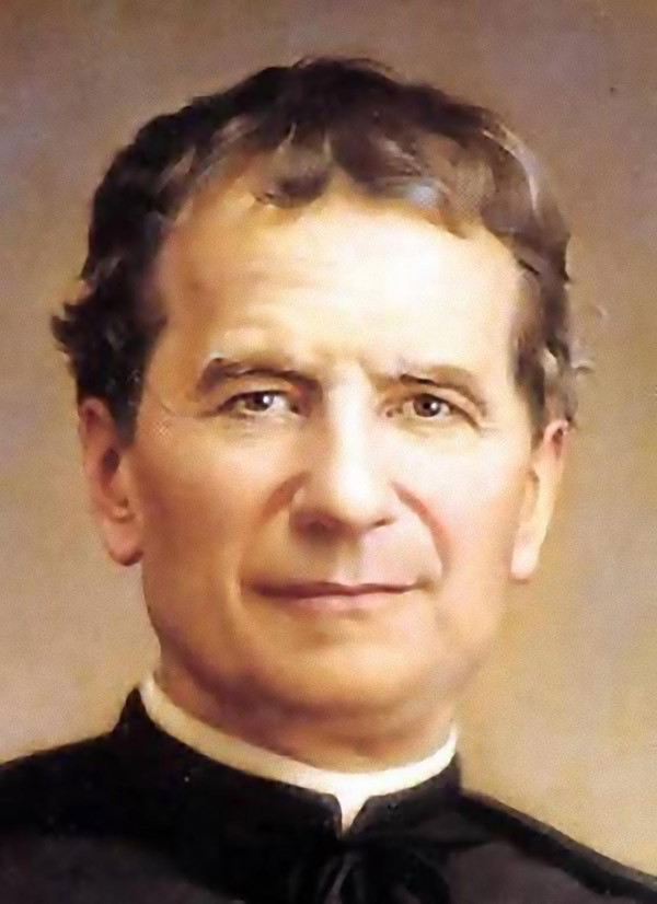 Saint Don Bosco