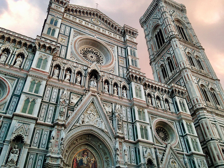 Donati Tower, Florence, Italy