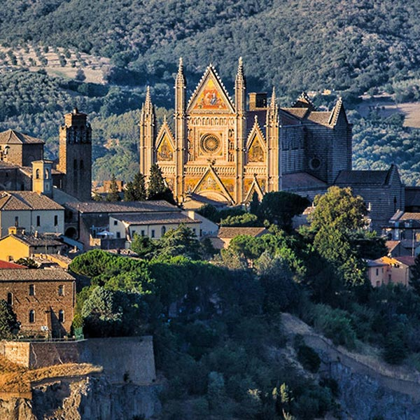 Orvieto and the Eucharist Miracle