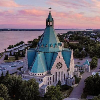 Notre-Dame du Cap Sanctuary