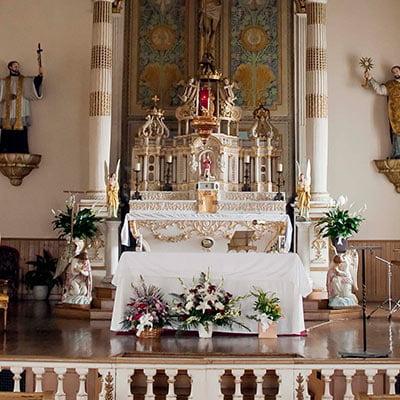 Saint Kateri Tekakwitha sanctuary