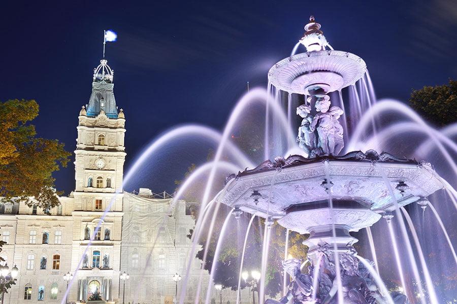 Parliament Québec City