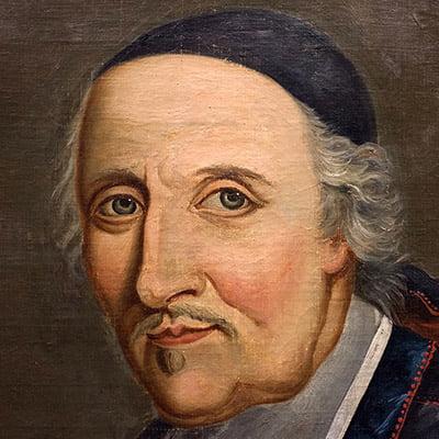 Saint Bishop Francois Laval