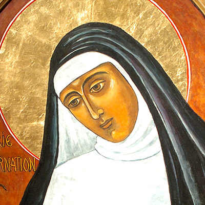 Saint-Marie of the Incarnation